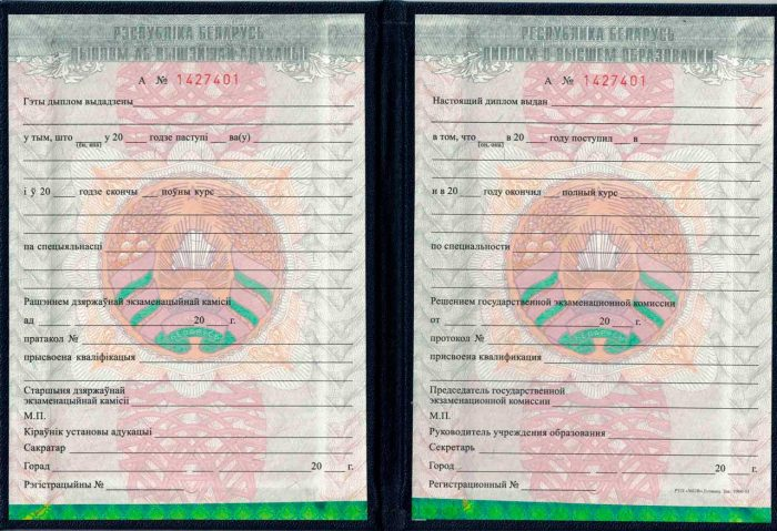 вуз беларусь 2011-2021